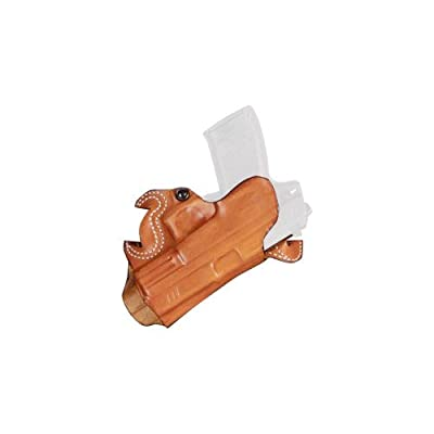 Desantis Small of Back Holster For Glock 26/27/33 Right Hand Tan