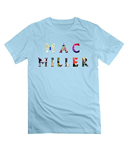 Miller Keep Yours Memories Alive All Album Poster T-Shirts for Men SkyBlue L
