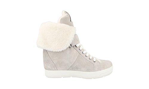 Prada Women's 3TZ041 Leather Half-Boot MbcINvgXr4