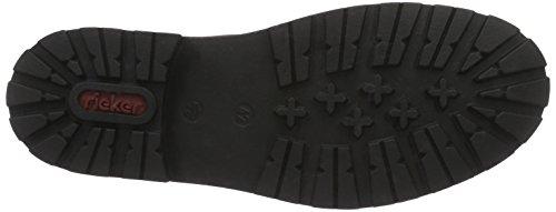 Rieker Kurzschaft Stiefel Schwarz 01 Schwarz Schwarz 37700 Herren rFWaSEr