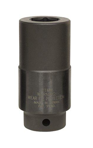 (Lisle 77100 21mm Harmonic Balancer Socket)