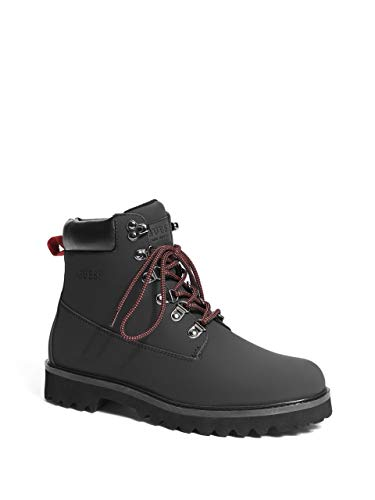 GUESS Factory Troy Combat Boots Black