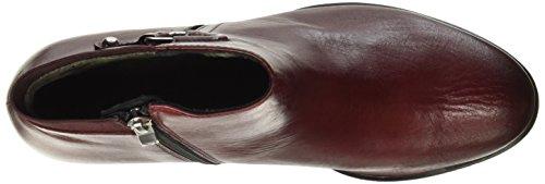 Caprice Damen 25348 Kurzschaft Stiefel Rot (BORDEAUX 549)