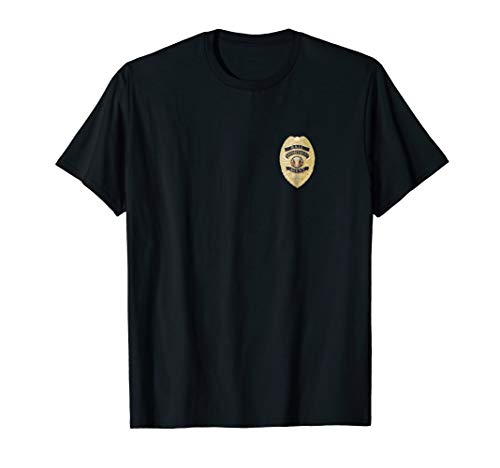 Bail Enforcement Agent Badge T-Shirt Fugitive Bounty Hunters