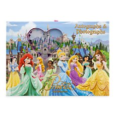 Autograph Albums Disney (Disney World Princess Autograph & Photographs Book New Fantasyland Edition)