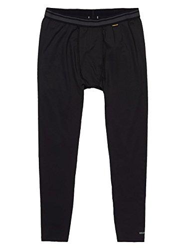 [해외]버튼 남성용 경량 바지, 트루 블랙, 보통/Burton Men`s Lightweight Pants, True Black, Medium