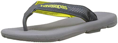 Steel Chanclas Grey Surf Multicolor para Grey Havaianas Hombre Pro nqEY8pwHH6