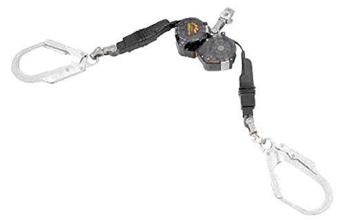 タイタン フルハーネス用ランヤード DJRRBLTW24APUJ [安全帯 落下防止 電気工事 高所での安全作業] B00HPRZKGA