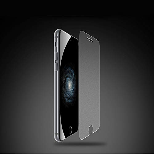 Slim Matte Frosted-Feeling Tempered Glass Screen Protector for iPhone 7 / iPhone 8 (2pk)