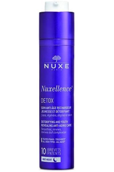 NUXELLENCE Detox - Cuidado Antiedad 50 ml: Amazon.es: Belleza