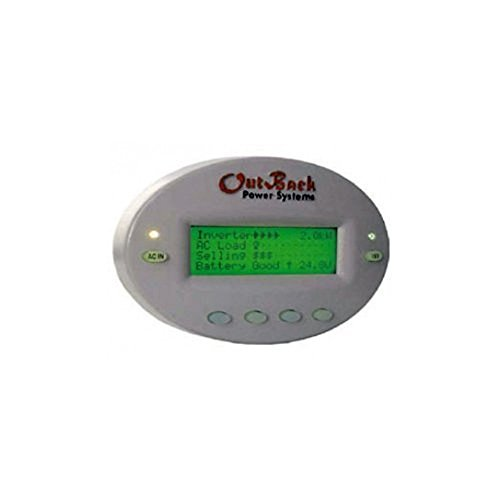 OutBack Power MATE Digital Display and System Control RS232 by OutBack (Outback Grid Tie Inverters)