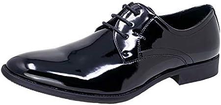 Smokies Hombres Zapato de Novia Edward sintético Clásico con Forro de Piel (EU,)