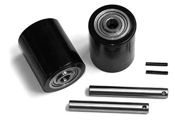 Load Wheel Kit for Manual Pallet Jack, Fits BT, Model # LHM230