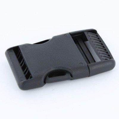 10 Steckschließer für Gurtband 25mm breit BAENDER24