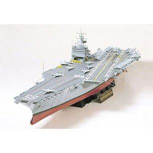 1/350 艦船 No.7 1/350 アメリカ海軍 原子力航空母艦 CVN-65 エンタープライズ 78007
