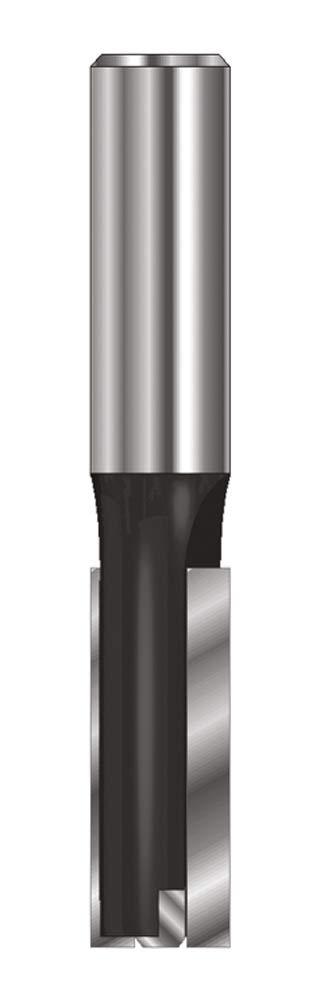 ENT 11133 Nutfrä ser HW (HM), Schaft (C) 12 mm, Durchmesser (A) 15 mm, B 35 mm, D 55 mm, GL 90 mm, mit HW Grundschneide ENT European Norm Tools