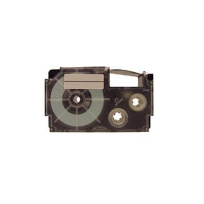 Casio, 12mm Labeling Tape (Catalog Category: Printers- Inkjet/Dot Matrix / Label Printer Access.)