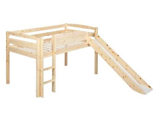 girl bed with slide - 5