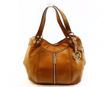 e17da16630df Amazon.com: Michael Kors Moxley Medium Shoulder Tote in Walnut Leather:  Shoes
