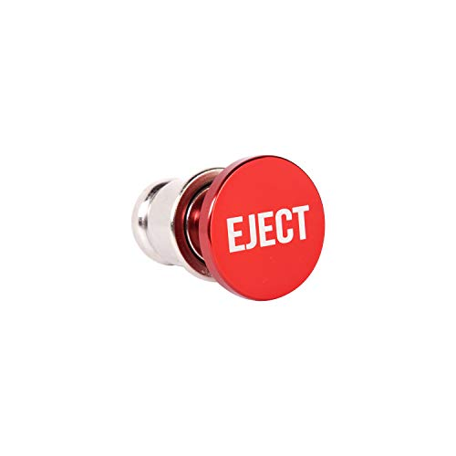 Green LED CH4x4 Rocker Switch Eject Button Symbol