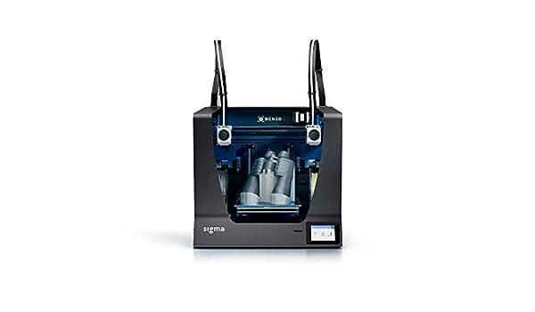 BCN3D Sigma R19, doble su capacidad de impresión 3D con doble ...