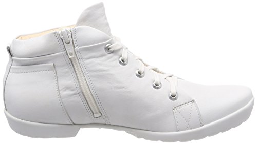 96 Anni Think Hautes Femme bianco 282058 Baskets Blanc dxxw0rPHq