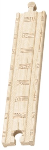 Track 4 Pieces Learning Curve - Learning Curve Thomas & Friends Wooden Railway - 8 Inch Straight Track (4 pieces)
