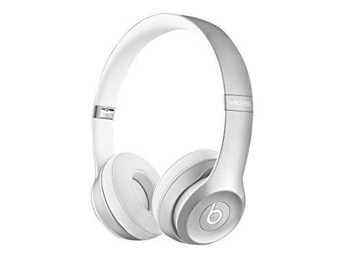 Beats Solo2 Wireless On-Ear Headphone - Silver