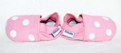 Shoozies , {Chaussures premiers pas pour bébé (garçon) - - rose, 18-24 mois