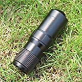 Pillow Slip Waterproof Pill Case Camping & Hiking Tool - Outdoor Survival Waterproof Pill Aluminum Seal Canister Emergency Container - Guinea Pig Sheath Tight Oral Contraceptive Instance - 1PCs