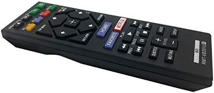 Sony RMT-VB201U - Mando a Distancia para Reproductor de DVD Sony BLU-Ray BD BDP-S3700 BDP-BX370 BDP-S1700 UBP-X700 BDPS3700 BDPBX370 BDPS1700 UBPX700 Smart TV: Amazon.es: Electrónica