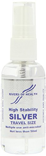 Rivers Of Health Colloidal Silver Spray 50ml