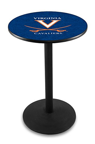 Holland Bar Stool L214B University Of Virginia Officially Licensed Pub Table, 28