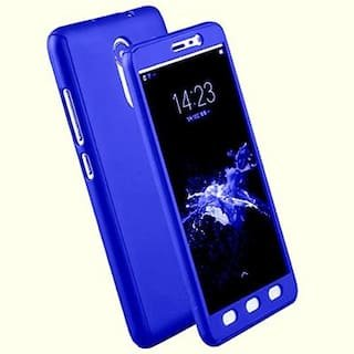 save off db07d 1ca91 Redmi Note 4 360 Back cover Blue colour: Amazon.in: Electronics
