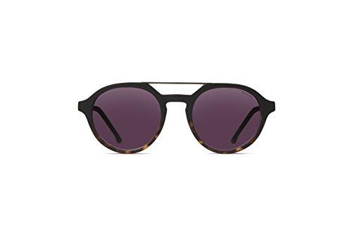 Lunettes de soleil Hkuco violettes homme XJqqBq
