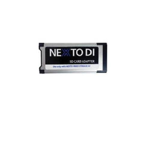 Nexto DI SD to Express Card Adapter for NVS 2825 Video Storage Air