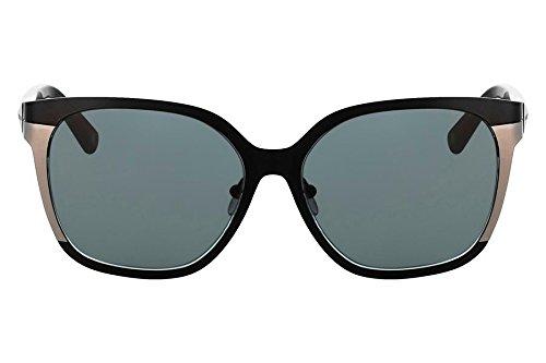 Óculos De Sol Nine West Nw120S 001/56 Preto