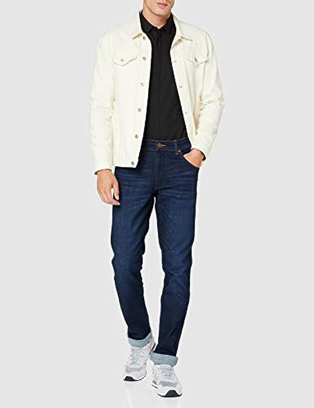 HKT by Hackett Core Vint WSH Den Slim jeansy męskie: Odzież