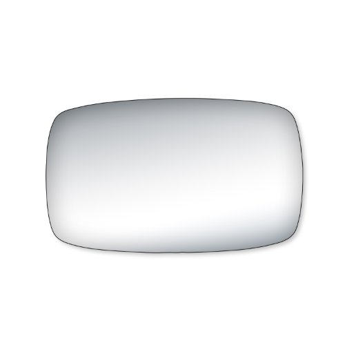 Fit System 99049 Ford/Mercury Driver/Passenger Side Replacement Mirror Glass ()