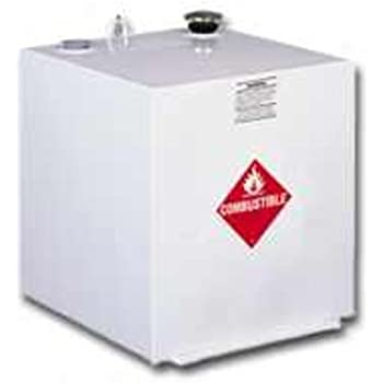 Delta 485000 Steel Liquid Transfer Tank