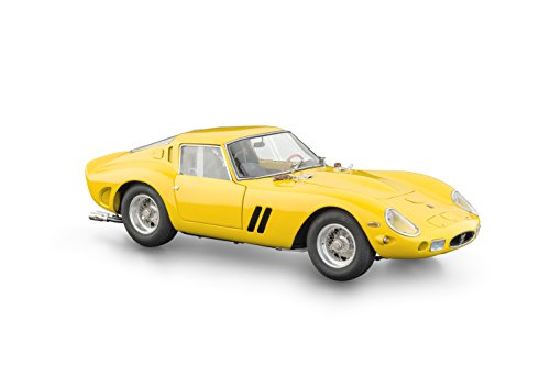 CMC-Classic Model Cars USA Ferrari 250 GTO 1962 Limited Edition Die Cast Vehicle (1:18 Scale), (1962 Ferrari 250 Gto)