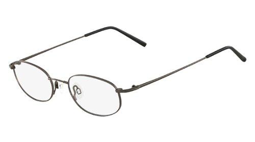 Flexon Flexon 609 Eyeglasses 033 Gunmetal Demo 50 19 140 at Amazon ...