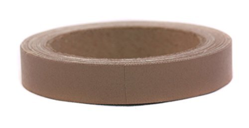 3/4 Tan Colored Premium-Cloth Book Binding Repair Tape | 15 Yard Roll (BookGuard Brand) Color: Tan, Model:ACAL01332, Office Accessories & Supply Shop