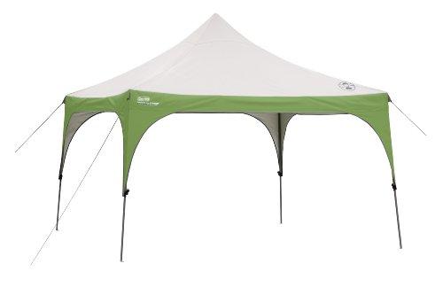 Coleman 12 x 12 Straight-Leg Instant Shelter, Outdoor Stuffs