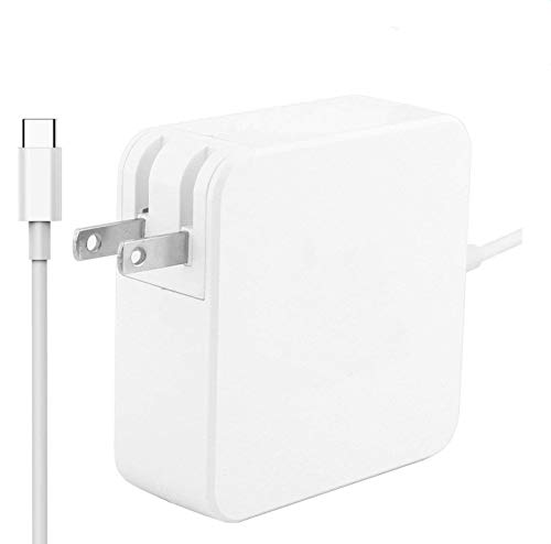 87W/90W USB C Type C Wall Charger PD Charger for MacBook pro 12''13''15''/Samsung Chromebook Plus/ThinkPad X1/Yoga 910 920/Google Chromebook Pixel...