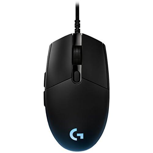 chollos oferta descuentos barato Logitech G Pro Gaming Mouse N A USB N A EER2 Black