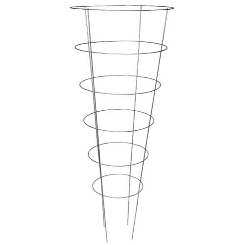 (Grower's Edge 6-Ring Tomato Cage - 56