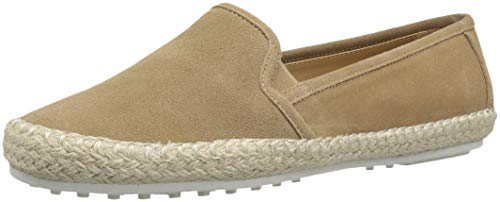Aerosoles Women's Lets Drive Loafer, Light tan Suede, 7 M US