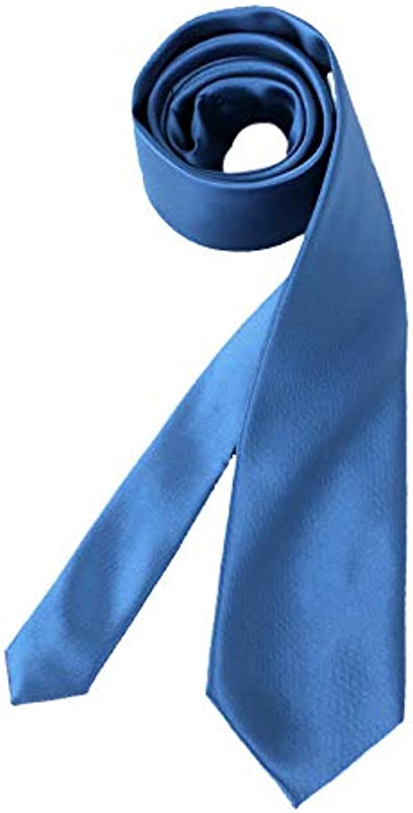 DonDon hombres corbata 7 cm business professional classica hecho a ...