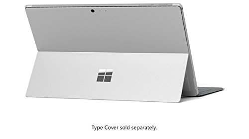 2017 New Surface Pro Bundle ( 6 Items ): Core m3 4GB RAM 128GB Tablet, Surface Dock, New Surface Pen Platinum, Surface Pro 4 Cover Teal,128GB Micro SD Card,Mini DisplayPort Adapter by NewSurfacePro (Image #2)